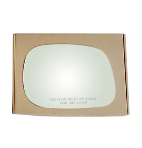 Replacement Mirror Glass+Adhesive for 2002-2008 Dodge Ram 2500 Passenger Side RH