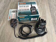MAAS AHT-6-UV Handfunkgerät VHF/ UHF