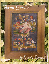 10% Off by Kathy Barrick Counted X-stitch chart - Swan Garden