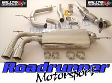 Milltek Golf Gti MK5 Edition 30 Exhaust Turbo Back System Non Res Inc Sports Cat