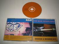 THE BLUE AEROPLANES/BROKEN & MENDED E.P.(BEGGARS BANQUET/BBQ 26 CD)CD ALBUM