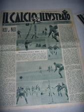 CALCIO 1946 INTER AMBROSIANA - BARI LAZIO - MILAN GENOA -ROMA NAPOLI - BOLOGNA