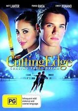 Cutting Edge 03 - Chasing The Dream (DVD, 2011)*Matt Lanter*Terrific Condition