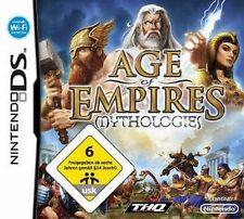 Nintendo DS 3ds Age of Empires Mythologies * Deutsch * impecable