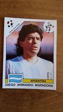 MARADONA (ARGENTINA) PANINI ITALIA 90 1990 128 MINT!!!!!!!!!!!!!!!!!!!!!!!!!!!!!