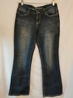 Maurices Curvy Bootcut Low Rise Jeans Size 9/10 Regular