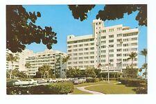 Chrome Postcard,The Kenilworth Hotel,Miami Beach,Florida