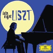 Franz Liszt : Late night Liszt [Deutsche Grammophon] - CD
