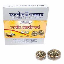 Vedic Sambrani Brick 50 gms Dhoop Bricks Sambrani Bricks - Vedic Vaani