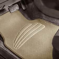 Car Floor Mats For Auto Car SUV 4pcs Carpet Liner Heavy Duty Beige