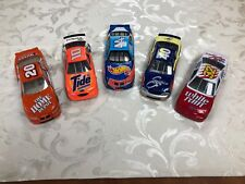 Lot of 5 Nascar Diecast Cars