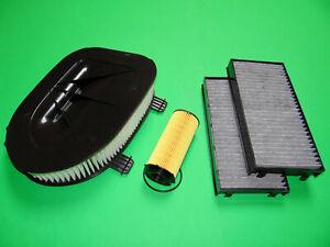 Filtersatz Filterset Inspektionspaket BMW X5 E70 30dx 40dx (180 & 225kW)