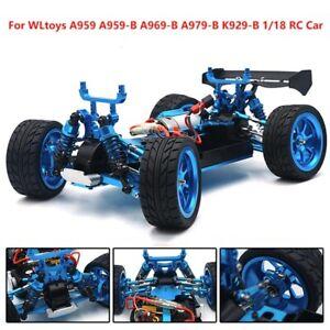 WLtoys A959 A959B A969B A979B K929B 1/18 RC Car Replacement Upgrade Kit Parts