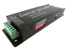 A2ZWORLD CONVERTITORE DMX SPI DECODER CONVERTER IC WS2811 WS2801 LPD6803 TM1803