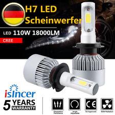 H7 ISINCER 110W 18000LM LED Scheinwerfer Headlight Leuchte Lampen Canbus 6000K T