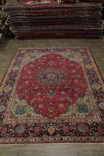 Fantastic Animal Design S Antique Tabriz Persian Rug Oriental Area Carpet 9X13