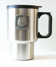 WOOD BADGE BEAR TRAVEL MUG STAINLESS  WOODBADGE