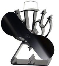heat powered wood stove fan for wood/log burner /fireplace-eco friendly fan