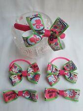 Barbie headband, hair band, clips set 5 pcs