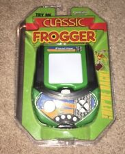 Excalibur Classic Frogger - Electronic Handheld Game - New In Package