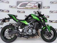 2016-2020 Kawasaki Ninja ZX10R ZX10RR Slip-on Exhaust Muffler CS Racing