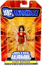 DC Universe Justice League Unlimited Fan Collection Mary Batson Action Figure