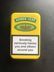 Amber Leaf Tobacco Tin (Original)