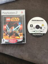 LEGO Star Wars : The Video Game Playstation 2 Game
