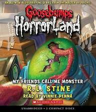NEW My Friends Call Me Monster (Goosebumps Horrorland #7) by R.L. Stine