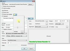 Screen Recorder Recording Capture Your Screen Software Windows PC