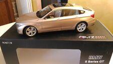 Bmw Serie 5 GT 1/18 Bronzo Metallizzato Rmz DIFETTO-DEFECT