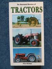 Book The Illustrated Directory of Tractors Peter Henshaw Fordson John Deere Ivel