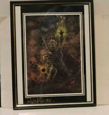 Spawn the Impaler Rob Prior Signed 8x10 Framed Print [McFarland Print]