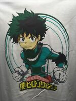 My Hero Academia Shirt Anime Gift My Hero Academia T-Shirt  My Hero M Medium Gif