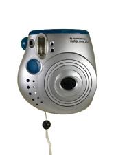 Argento & Turchese Fujifilm Instax Mini 20 fotocamera istantanea FUJINON LENS Testato