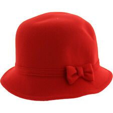 Janie And Jack Bow Cloche Hat