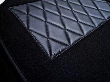 Kompl. Teppichsatz für BMW E30 Cabrio  VELOUR Schwarz 300