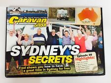 Caravan & Motorhome On Tour DVD  - Iss 197 Sydney's Secrets