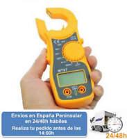Polimetro multimetro de pinza digital tester electronico (Envio express)