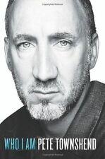 Who I Am A Memoir Pete Townshend Autobiografia libro in Inglese Copertina Rigida