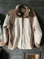 Womens North Face 2in1 Jacket (light Jacket And Outer Shell) Medium