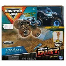 Megalodon (2020) Monster Dirt Starter Kit Monster Jam Spin Master 1:64 Scale New
