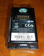 MICROSOFT XBOX 360 Genuino Negro Recargable Batería Pack vgwc + Free UK Post