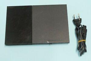 Sony PLAYSTATION 2 Slim Noir Remplacement Console Rechange Console SCPH-90004