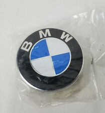 BMW Wheel Center Cap OEM 36-13-6-783-536 New Made In Italy