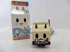 """PIERRE Cafe Au Lait w/ Cornetto MOOFIA Series 2 Tokidoki  2.5"""" tall Vinyl Figure"""