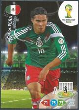 PANINI ADRENALYN XL FIFA WORLD CUP BRAZIL 2014-MEXICO-CARLOS PENA
