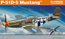 Eduard 1/48 Model Kit 82101 North-American P-51D-5 Mustang Profipack