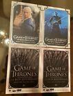 Games of Thrones Iron Anniversary Series 2 Promo Cards P1 & P2