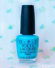 [NEW HTF] OPI What's With The Cattitude Nail Polish NLB90 15mL